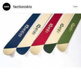 factionskis